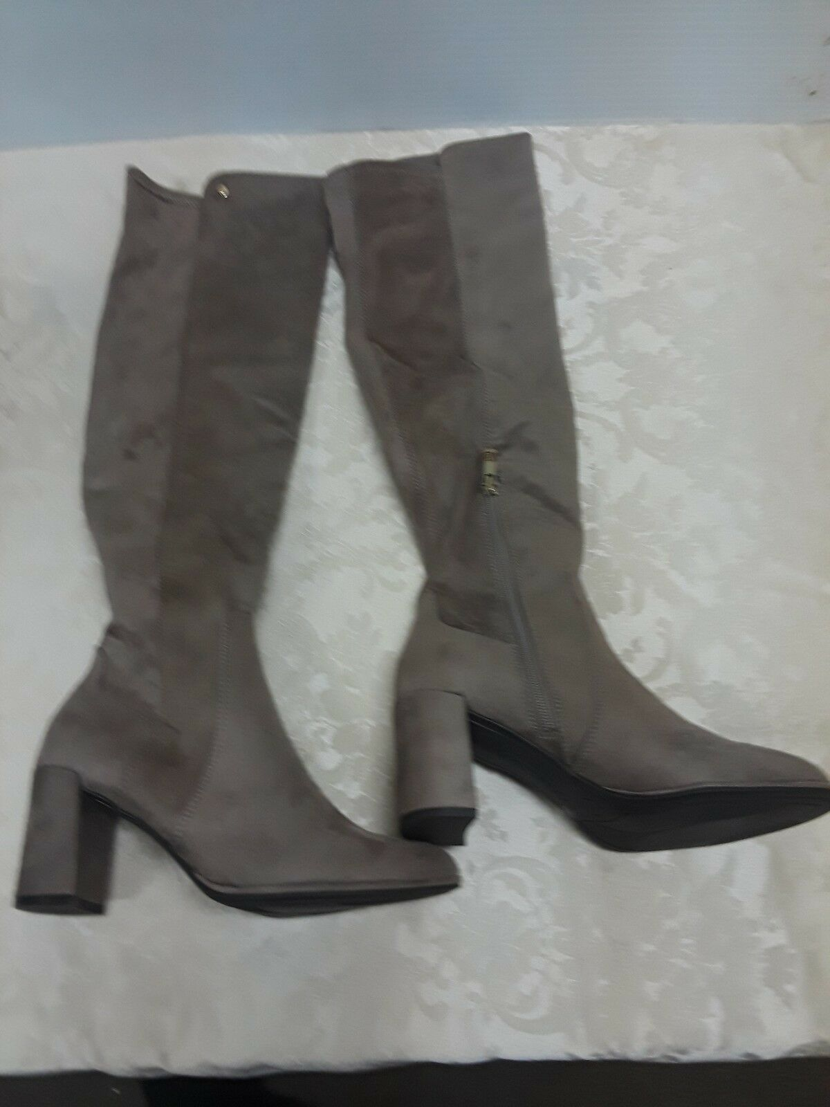 Brand New Liz Claiborne Over the Knee Boots Size 7 Wide