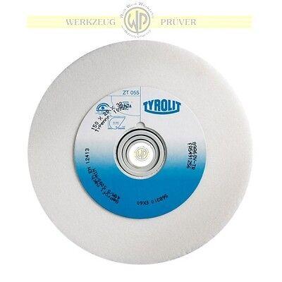 TYROLIT-Schleifscheibe 150mm Edelkorund weiß Auswahl Breite / Bohrung / Körnung