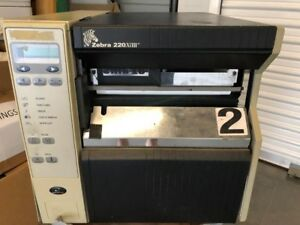 Zebra 220Xi III Thermal Label Printer 220XiIII 220-101-00000