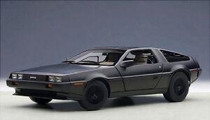 DeLorean-DMC-12-Matt-Black-1981