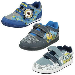 Minions Despicable Me Ragazzi Sneakers - blu marino - 30 IiFCV