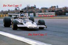 Ronnie Peterson JPS Lotus 72E British Grand Prix 1973 Photograph 8