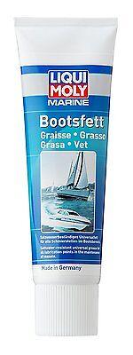 1 X Liqui Moly 25041 Marina Barca Nave Grasso 250g Tube Grasso Idrorepellente +-d + It-it