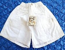 Carbone Girls Short/Skirt size 128/134 new with tags