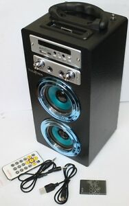 THUNDER-Portable-SD-USB-Digital-Speaker-Multimedia-Music-Boombox-Player