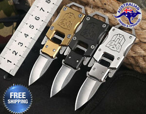 Transformer-Pocket-knife-Small-Mini-gift-hunting-blade-camping-Tool-Safety