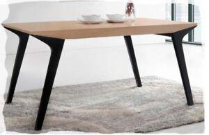 Oshkosh-1500x900-White-Oak-Timber-Dining-Table-with-Black-Legs-BRAND-NEW