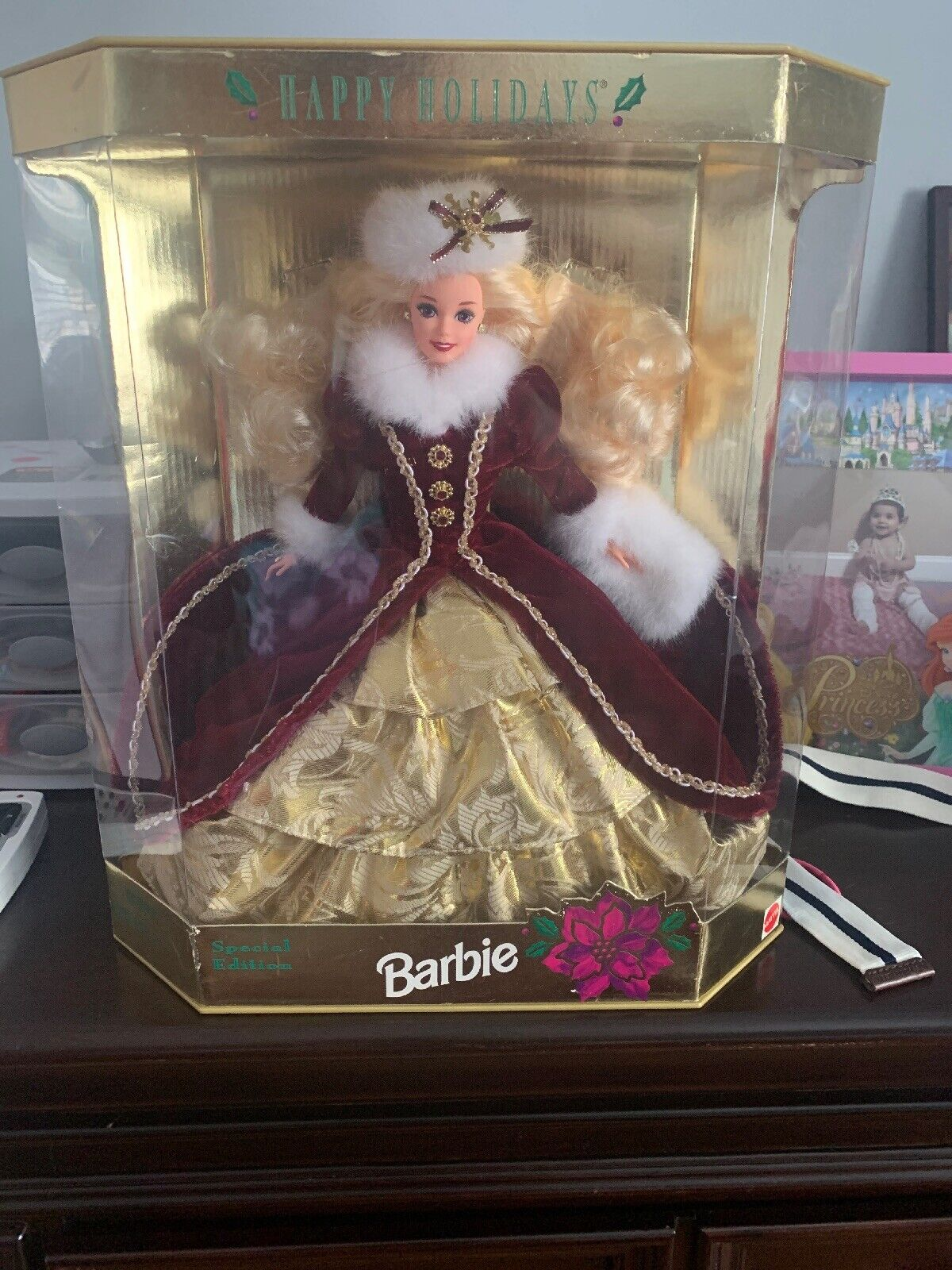 1996 Urlaub Barbie in Box never opened