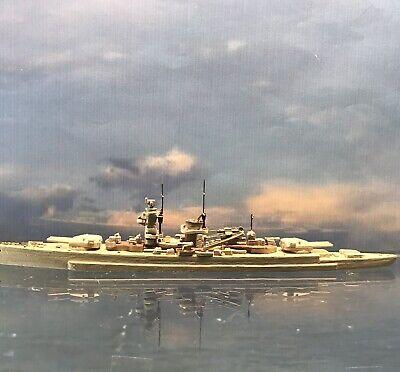 """""""ammiraglio Graf Spee"""" - Deutscher Grave Incrociatore, 1939, 1:1250-mostra Il Titolo Originale"""