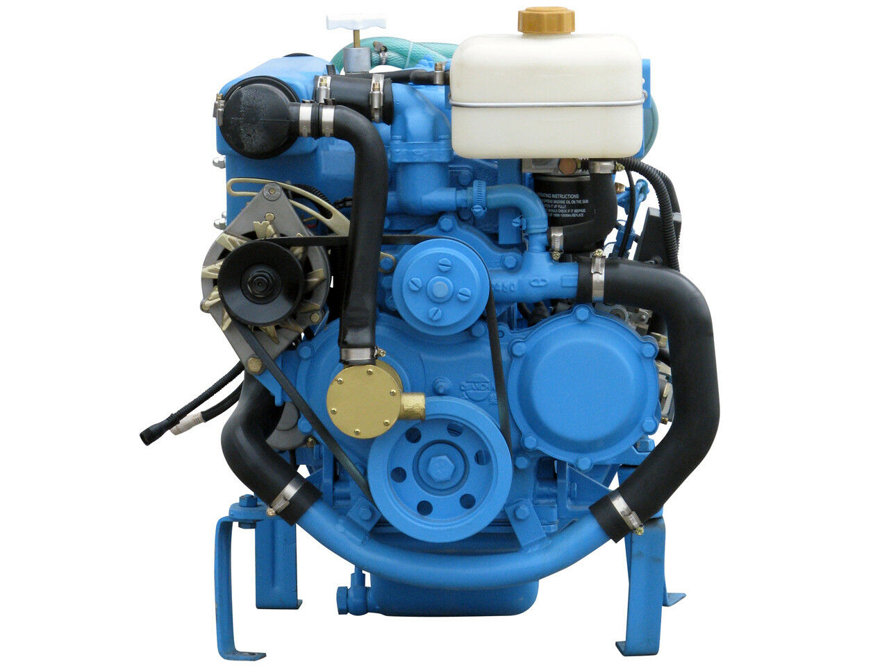 New Quality Marine Diesel Inboard Boat Engine 46hp complete with PRM125  gearbox