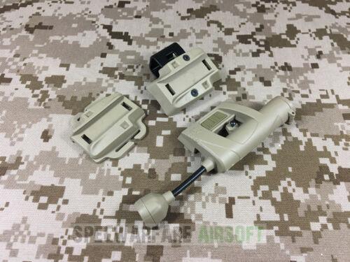 DE Night Evolution Charge Mpls Helmet Lights-Illumination Tool NE-05006-DE