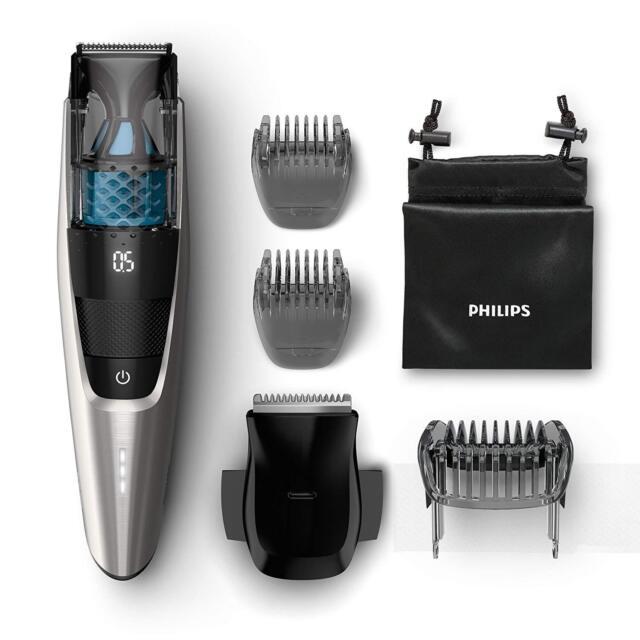 Philips Series 7000 Bartschneider Haarschneider Trimmer Absaugsystem