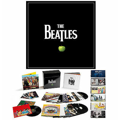 The Beatles: Stereo Box Set Gift Box by The Beatles Vinyl Nov-2012 16 Discs NEW