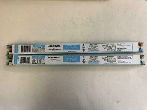 2 Pieces Advance Mark 7 0-10V IZT-2S54-D 120-277V T5 Dimming Ballast