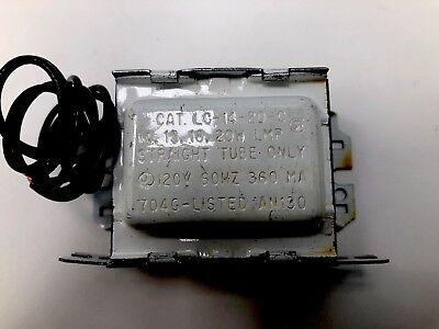 ADVANCE BALLAST LC-14-20-C Magnetic Ballast 21W 120VAC 60HZ