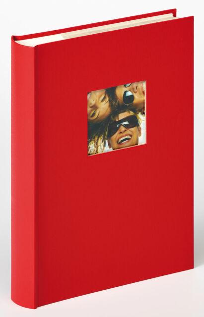 Fun Fotoalbum für 300 Fotos in 10x15 cm Einsteck Foto Album mit Ausschnitt
