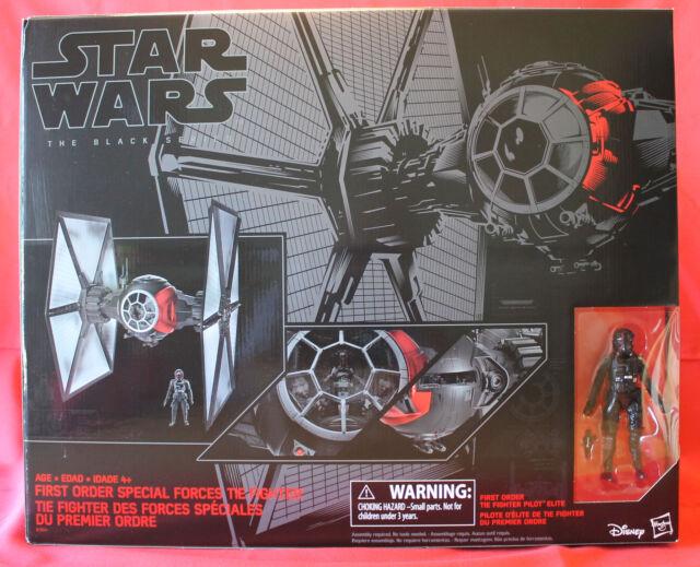 Helmets Star Wars Black Series Titanium Series First Order Pilot /& Poe Dameron