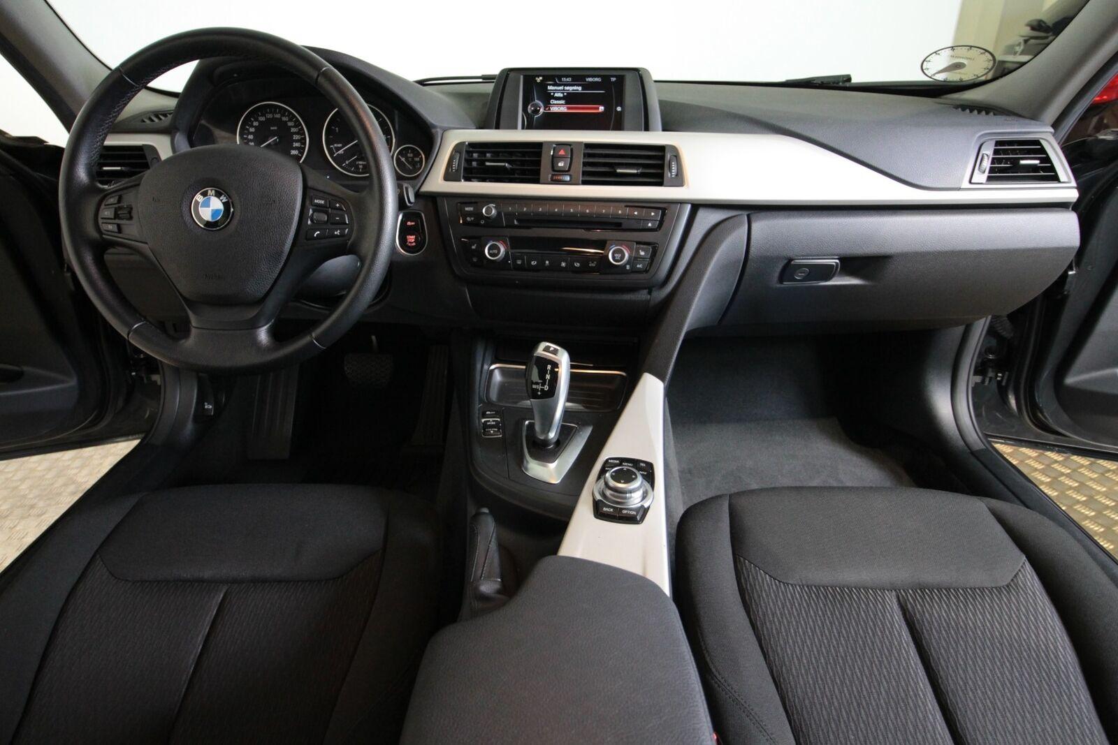 BMW 320d aut.