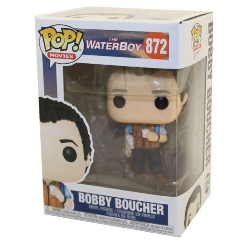New in Box The Waterboy Vinyl Figure BOBBY BOUCHER #872 Funko POP Movies