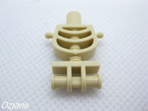 LEGO PART 6260 TAN SKELETON TORSO NEW