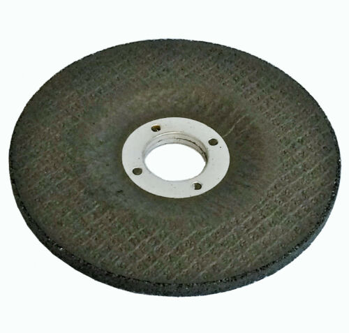 "4-1//2/"" X 1//4/"" X 7//8/"" METAL GRINDING WHEEL FOR ELECTRIC ANGLE GRINDE NEW 50-pc"