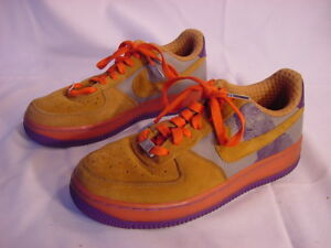 Details about Nike Air Fiorce XXV AF 1 '82 Shoes Size 5.5 5 12 Youth