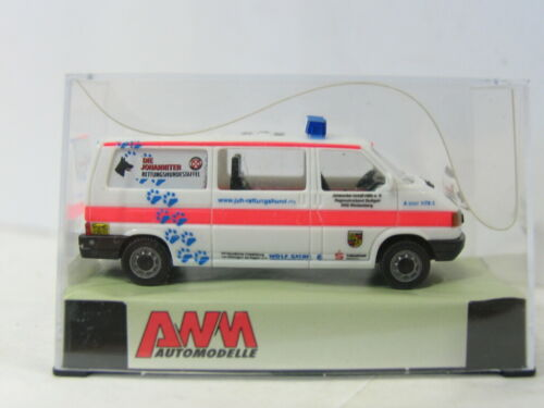 MW 6927 AWM 72204 Die Johanniter Stuttgart Rettungshundestaffel OVP 1//87