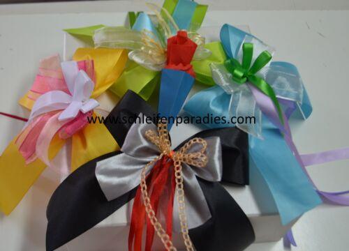 Schultütenschleife Schleife Schultüte Einschulung Zuckertüte Geschwistertüte