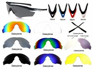 538dc8f40fb Galaxy Replacement Lenses For Oakley M2 Frame XL Sunglasses Multi ...