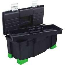 Stanley tool box latch organizer 22in Metal latch Heavy Duty big small parts
