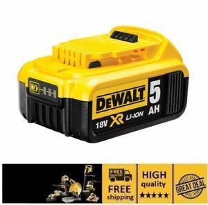 Batterie Dewalt DCB184 18 V 5 Ah XR Li-Ion -