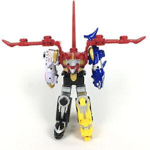 Power rangers megaforce dx megazord figurine robot super - Robot power rangers megaforce ...