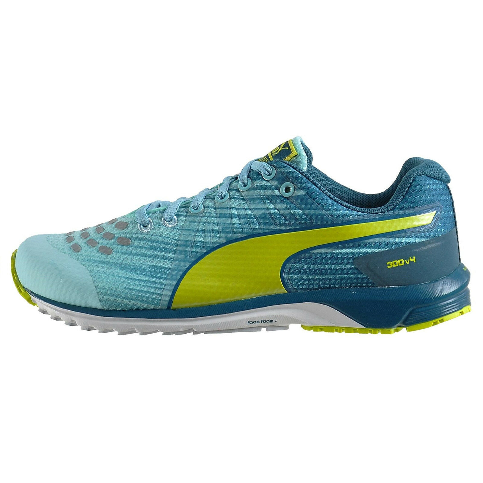 PUMA FAAS 300 V4 WN'S - Zapatillas de running para mujer, color turquesa Cheap and beautiful fashion
