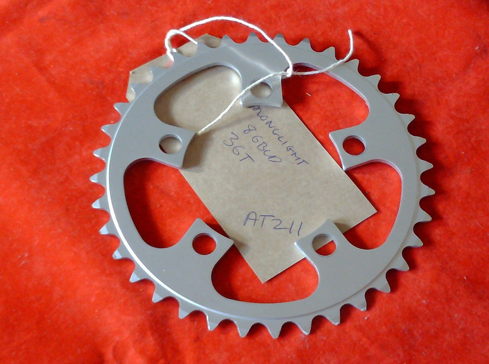 36 TOOTH STRONGLIGHT 86BCD  3 32    CHAINRING  brand