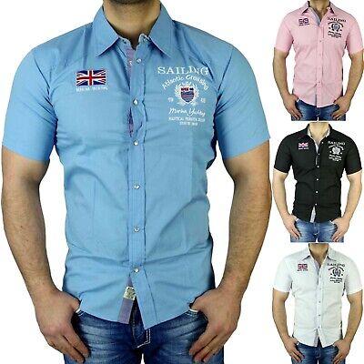 Amichevole Blue Maxx Slim Fit Manica Corta Tempo Libero Camicia Polo T-shirt Clubwear Polo Jp-1001-mostra Il Titolo Originale