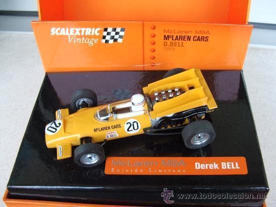 SCX McLaren M9A Tecnitoys New Ref. 6205 New