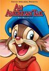 an American Tail - DVD Region 1