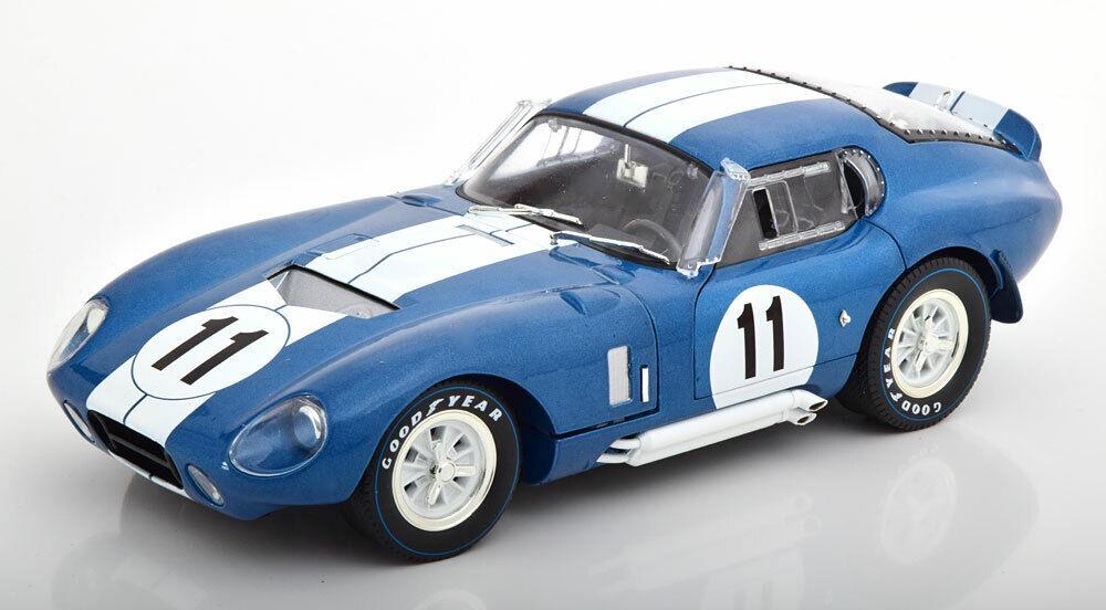 prezzo basso 1 18 CMR CMR CMR Shelby Cobra Daytona Coupe  11, 24h Le uomos 1965  fino al 42% di sconto