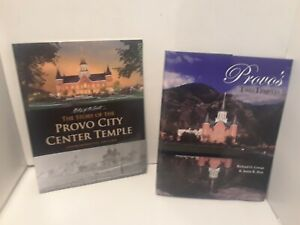 History of the Saints - Provo City Center Temple and Provo's Two Temples  (LDS)
