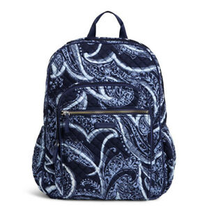 15bd1fd4b26a Vera Bradley Iconic Campus Backpack - Indio for sale online