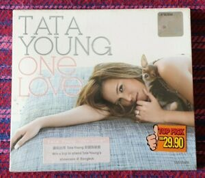 Tata-Young-One-Love-Malaysia-Press-Cd