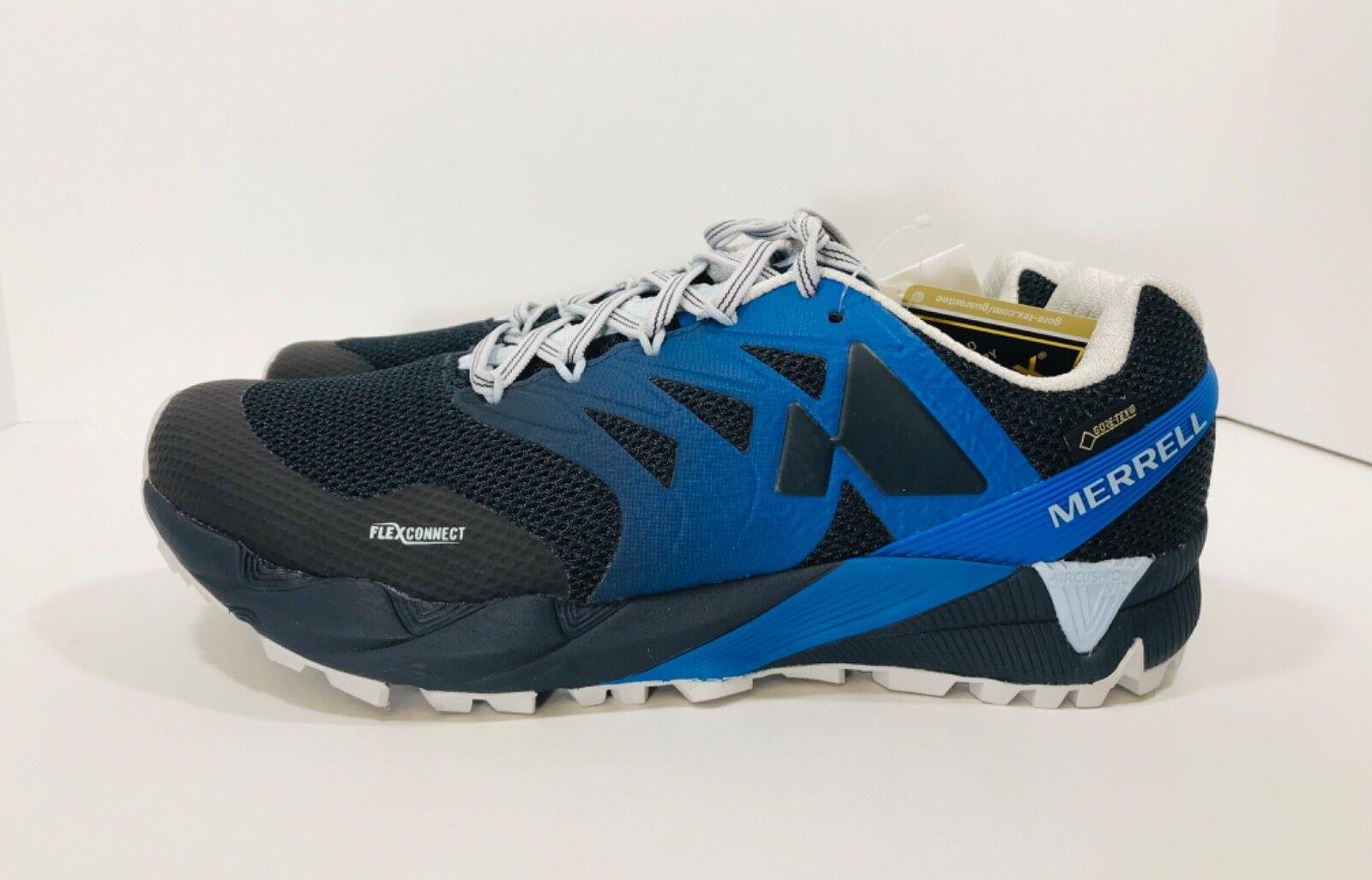 New New New Merrell Agility Peak Flex Gore-Tex Men's Size 9.5 Hiking shoes J598379 a7d1f6