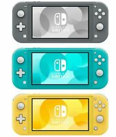Nintendo Switch Lite 32GB Handheld Video Game Console Deals