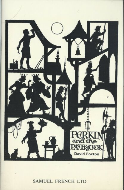 Perkin and the Pastrycook by David Foxton (Paperback, 1990)
