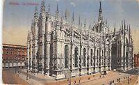 B63439 Milano La Cattedrale  italy