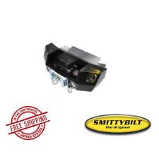 "Smittybilt XRC Black Box Winch Cradle & Storage System for 2"" Hitch 2806 Black"