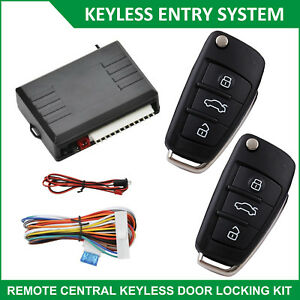 Car-Remote-Control-Central-Lock-Keyless-Entry-System-Auto-Locking-Security-Kit