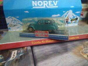 NOREV-1-43-JET-CAR-SERIE-700-MADE-IN-FRANCE-CITROEN-2CV-BLEUE-NEUF-EN-BOITE