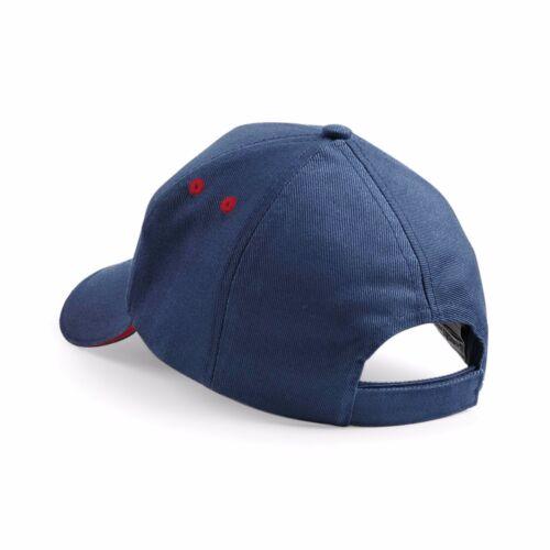 Sandwich Picco Cappellino Baseball Cotone Sole Estate Contrasto Cappello Di Qualità Da Uomo Donna