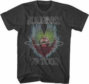 Journey-79-Tour-Adult-T-Shirt-Rock-Music